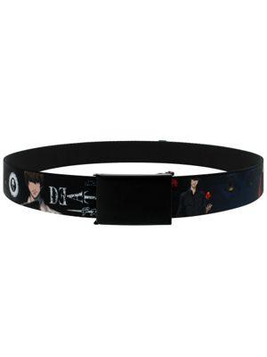 Death Note Light & Ryuk Web Belt