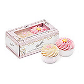 Patisserie de Bain - Rose & Co. No.84 Bath Tartlettes Bath Bombs(2pc)
