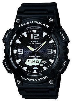 Casio Classic Mens Solar Powered Chronograph Watch - AQ-S810W-1AVEF