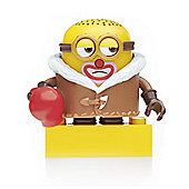 Mega Bloks Despicable Me Minions Series 3 Figure - Bob (Clown face)