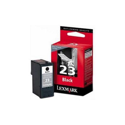 Lexmark No. 23 Return Program Black Ink Cartridge 018C1523E