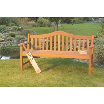 Lifestyle Sturdy 1.2M Bench in Acacia hardwood - Easy Assembly