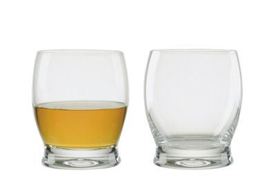 Anton Studio Manhattan Whisky Tumblers, Set of 2