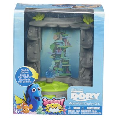 Buy Finding Dory Squishy Pops Aquarium Playset from our Toys for 5-8 years range - Tesco