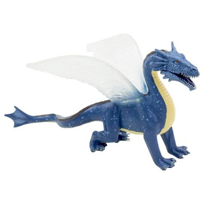 Mythical Blue Sea Dragon Figurine Toy by Animal Planet
