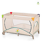 Disney Dream N Play Go Travel Cot, Pooh Ready to Play