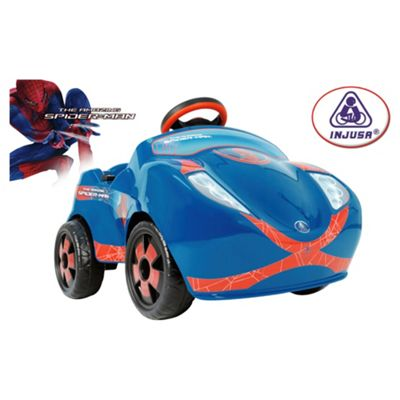 Marvel Spider-Man 6V Ride-On Car