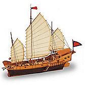 Artesania Latina Red Dragon Chinese Junk 18020 Model Ship Kit 1:60