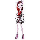 Monster High Boo York Frightseers Doll Operetta