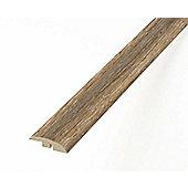 Westco HDF Weathered Oak Reducer