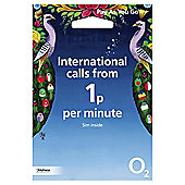 O2 International Tri-Sim
