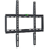 "VonHaus 32-55"" Fixed TV Wall Mount Bracket with Ultra Slim Design"