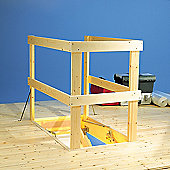 TB Davies Wooden Loft Balustrade Kit