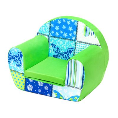 Butterfly Childrens Kids Comfy Foam Chair Toddlers Armchair Seat Girls Reading