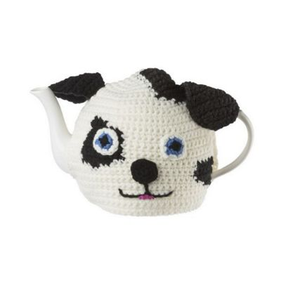 Ulster Weavers Spotty Dog Knitted Tea Cosy