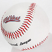 "Midwest 9"" League PVC Baseball Official Size & Weight Ball"