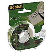 Scotch Magic Tape on Dispenser 19mmx25m