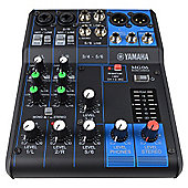 Yamaha MG06 MG Series 6 Channel Analog Mixer