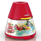 Philips Disney Cars LED Night Light and Projector