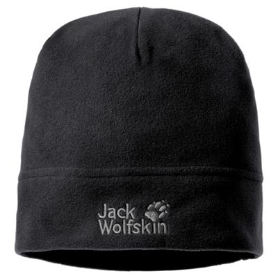 Jack Wolfskin Mens Real Stuff Hat Black One Size