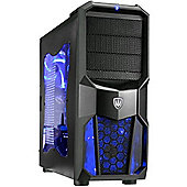 Cube B i3 Gaming Series Intel i3-6100 Dual Core 3.7GHz Gaming PC Intel Core i3 Seagate 1Tb 7200RPM Hard Drive Windows 10 Integrated Graphics