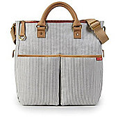 Skip Hop Duo Deluxe Limited Changing Bag French Stripe