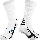 G48 Grip Socks - White