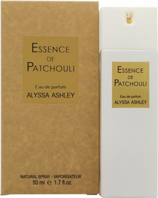 Alyssa Ashley Essence de Patchouli Eau de Parfum (EDP) 50ml Spray For Women