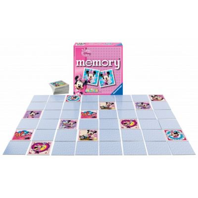 Disney Minnie Mouse Memory Game