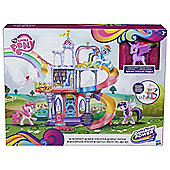 My Little Pony Princess Twilight Sparkle's Friendship Rainbow Kingdom Playset