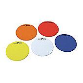 Precision Multi Colour Round Marker Discs (Set of 10)