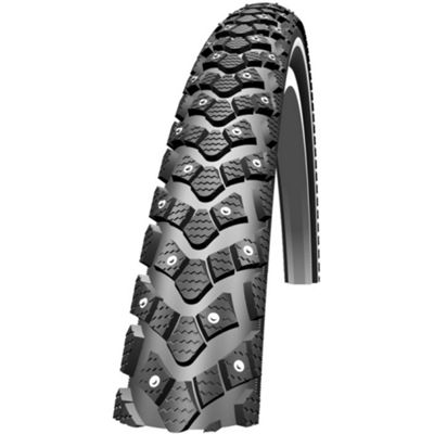 Schwalbe Marathon Winter Performance Rigid RaceGuard Winter Compound Tyre in Black - 24 x 1.75