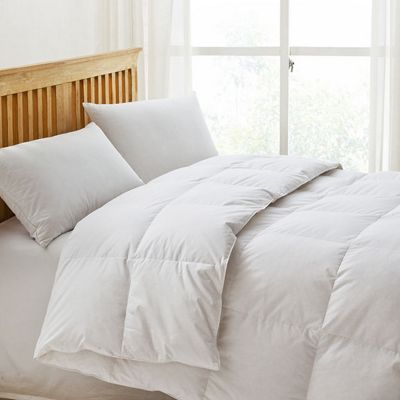 Single Duvet 15 Tog Hollowfibre and 2 Pillows