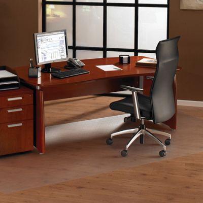 Floortex Cleartex Ultimat Polycarbonate Chair Mat - Runner 120cm x 300cm
