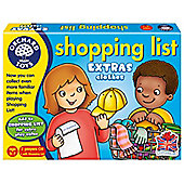 Orchard Toys Shopping List Extras Pack - Clothes