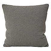 Riva Home Crosby Grey Cushion Cover - 45x45cm