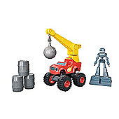 Fisher-Price Blaze and the Monster Machines Wrecking Crane Blaze