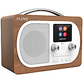 Pure Evoke H4 DAB Radio with Bluetooth (Walnut)