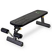 Tunturi Pure Flat Weight Bench with Folding Design