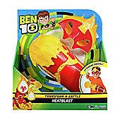 Ben 10 Transfrom-N-Battle Heatblast