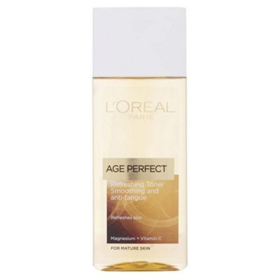 L'Oréal Age Perfect Refreshing Toner 200ml