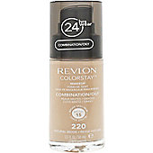 Revlon ColorStay Makeup 30ml - 220 Natural Beige Combination/Oily Skin