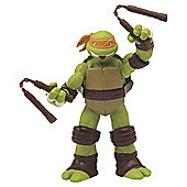Teenage Mutant Ninja Turtles Tongue Popping Mikey Action Figure