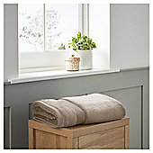 Fox & Ivy Egyptian Cotton Bathroom Textiles - Mink