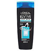 L'Oreal Paris Elvive Men Anti-Dandruff Shampoo 400ml Normal to Greasy Hair