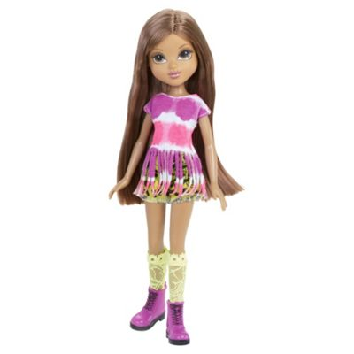 Moxie Girls Magic Hair Colour Studio Doll - Sophina