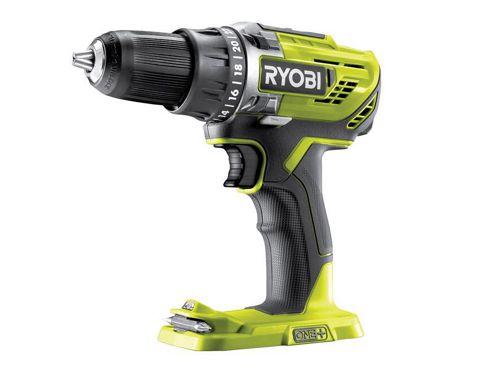 Ryobi R18DD3 ONE+ 18v Cordless Compact Drill Driver No Batteries