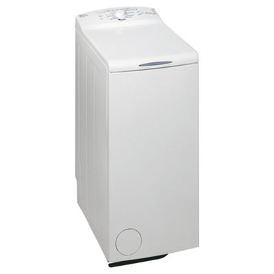 Whirlpool AWE6517 Washing Machine, 5kg Wash Load, 1000 RPM Spin, A Energy Rating. White
