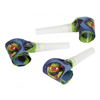 Ninja Turtles noisemaker blowouts