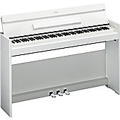 Yamaha YDP-S52 Digital Piano - White - with 6 Months Free Online Lessons